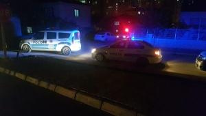 Polise ateş açan uyuşturucu satıcısı yaralı yakalandı!