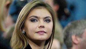 Putin'in 35 yaş küçük sevgilisi Alina'nın kazancı!