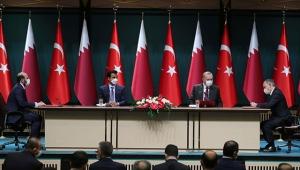 Türkiye ile Katar arasında 10 anlaşma imzalandı!