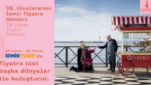 Türkiye'nin ilk dijital tiyatro festivali!