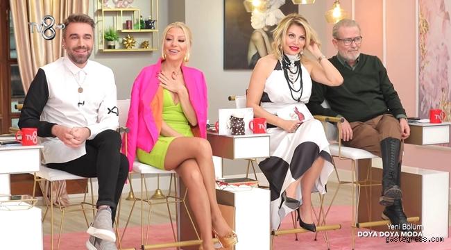 TV8 Doya Doya Moda jürisi Gülşah Saraçoğlu için zorla getirilme kararı!