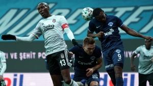 Beşiktaş, Kasımpaşa'yı rahat geçti!