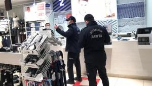 Kayseri Büyükşehir Zabıta Ekipleri'nden Sıkı Denetim!
