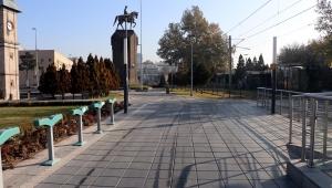 Kayseri'de kısıtlama sakinliği!
