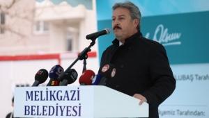 Kayseri Melikgazi'de Dev Eğitim Kompleksinin Temeli Atıldı!