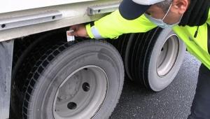 Kış lastiği takmayan sürücülere ceza yağdı!