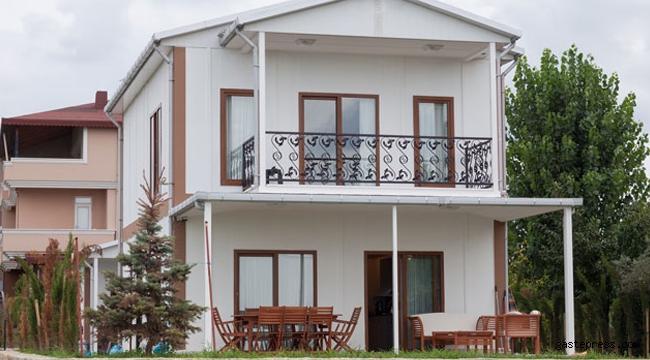 Son dönemde Prefabrik evlere talepler arttı!
