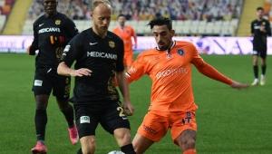 Yeni Malatya - Başakşehir maçından galip çıkmadı!
