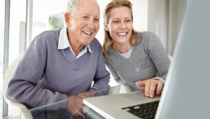65 yaş ve üstüne özel alışveriş projesine ödül!