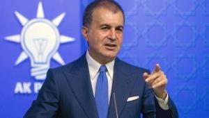 AK Parti Sözcüsü Ömer Çelik'ten CHP'ye 'militan' tepkisi!