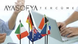 Ayasofya Tercüme, tüm dillerde tercüme hizmeti sunuyor!