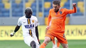 Başakşehir, Ankaragücü deplasmanında 2-1 kazandı!