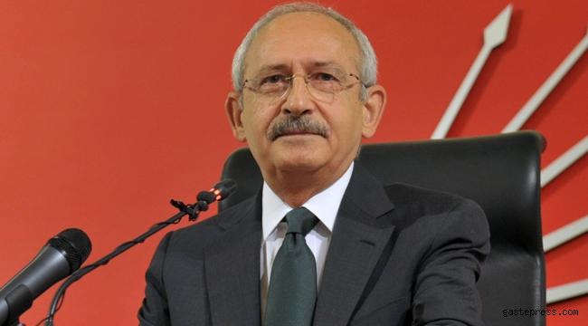 CHP lideri Kılıçdaroğlu'ndan Erdoğan'a 'Ona 1 paralık dava açıyorum çünkü değeri o kadar!'
