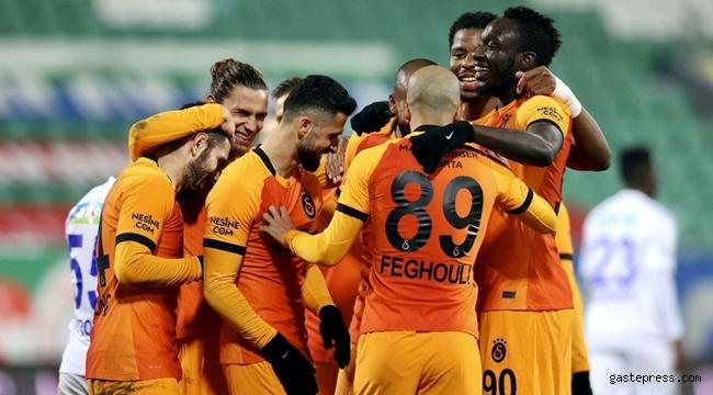 Eksik Galatasaray, Yeni Malatyaspor deplasmanına çıkıyor!
