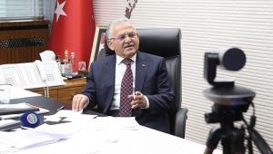 Enerji Bakanı Dönmez, Başkan Büyükkılıç'ı Örnek Gösterdi!