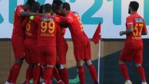 Hatay deplasmanında Yeni Malatyaspor kazandı!