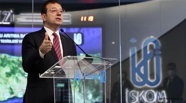 İBB Başkanı İmamoğlu: