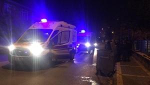 Kayseri'de bıçaklı kavga: 2 yaralı!
