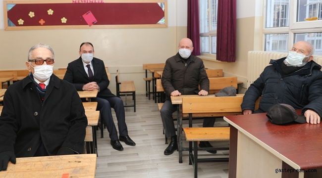 Kayseri'de Hayırseverler İşbirliği ile Kocasinan'a 3 Yeni Okul!
