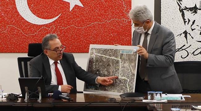 Kayseri Talas'da Başkan Yalçın; 'Çalışmalarımıza Katkı Verenlere Teşekkür Ediyoruz' dedi!