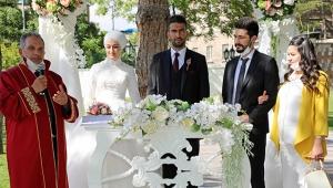 Kayseri Talas'ta 991 Çift Aile Oldu!