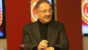 Özhaseki; 'Kayseri Belediyeciliği Çok Önde Gidiyor' dedi!