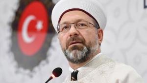Prof. Dr. Ali Erbaş;