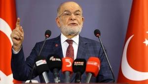 Saadet Lideri Temel Karamollaoğlu'ndan dikkat çeken Cumhur ittifakı açıklaması geldi!