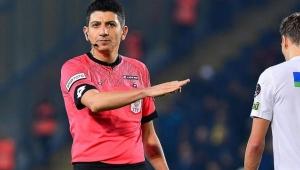 TFF Süper Kupa maçının hakemi açıklandı!