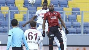 Trabzonspor Gençlerbirliği deplasmanından 3 puanla dönüyor!