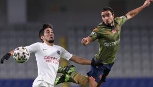 Tuzlaspor'u farklı deviren Medipol Başakşehir çeyrek finalde!
