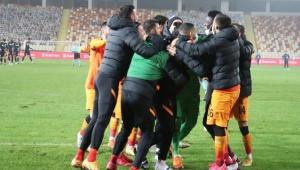 Yeni Malatyaspor'u penaltılarla geçen Galatasaray kupada tur atladı!