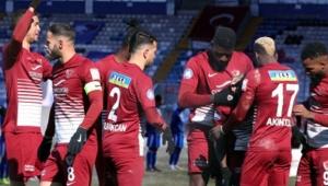 BB Erzurumspor sahasında Hatayspor'a farklı mağlup oldu!