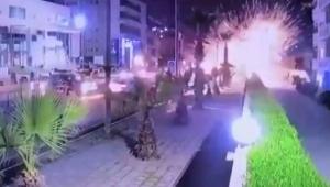 IKBY'deki Uluslararası Erbil Havaalanı'na füze saldırısı!
