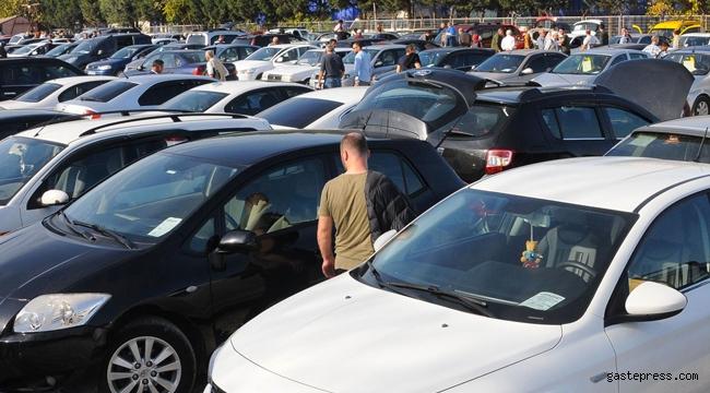 İkinci el otomobil satışları durma noktasına geldi!