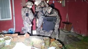 İstanbul merkezli 4 ilde uyuşturucu operasyonu yapıldı!