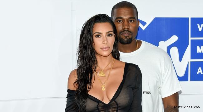 Kim Kardashian, Kanye West'ten boşanmak için davayı açtı!