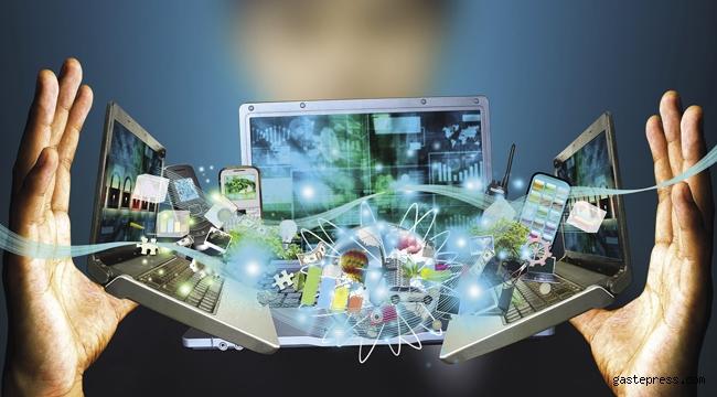 Türkiye'de, 1 kişi günün 8 saatini internette geçiriyor!