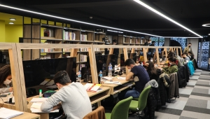 7/24 Kütüphane'de Çalışma Saatleri Yeniden Düzenlendi!