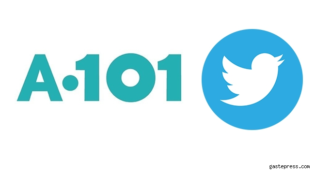 A101 Twitter'da trendtopic oldu!