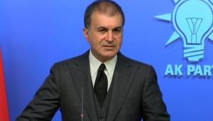 AK Parti Sözcüsü Çelik'ten Kılıçdaroğlu'na tepki!