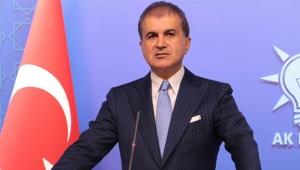 AK Parti Sözcüsü Ömer Çelik: FETÖ, Türkiye'ye düşmandır!