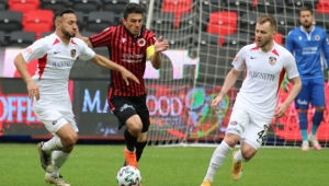 Gençlerbirliği karşısında Gaziantep FK'den harika dönüş!