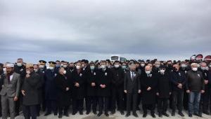 Başkan Çopuroğlu Şehit Piyade Uzman Çavuş Tolga Demirci'nin Cenaze Törenine Katıldı!