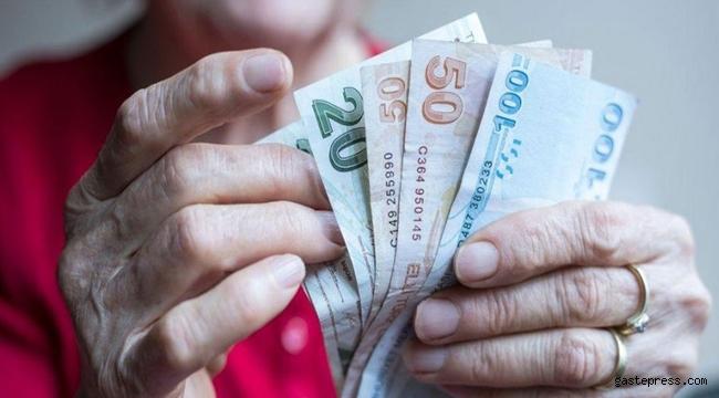 Emekli maaşları ile ilgili yeni düzenleme!