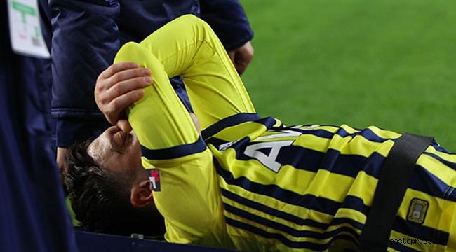 Fenerbahçe'de Mesut Özil'in MR sonucu açıklandı!