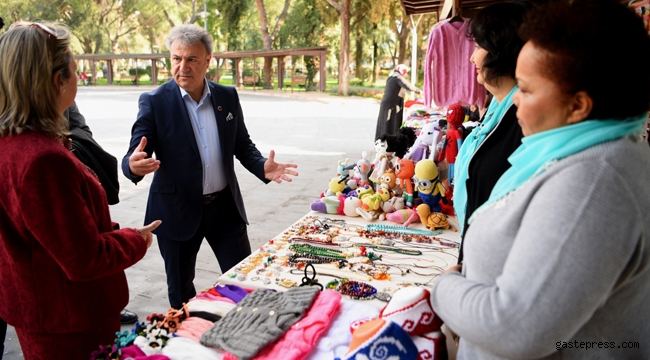 İzmir Bornova'da 8 Mart'a özel etkinlikler!
