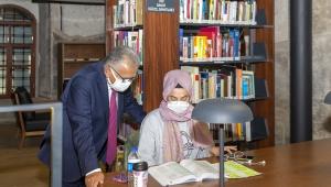 Kayseri Büyükşehir Kütüphaneleri 775 Bin Kişi Ağırladı!