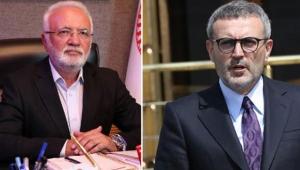 Mahir Ünal ve Mustafa Elitaş, grup başkanvekili oldu!