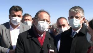 """Mehmet ÖZHASEKİ: """"TÜM MİLLETİMİZİN BAŞI SAĞ OLSUN"""""""
